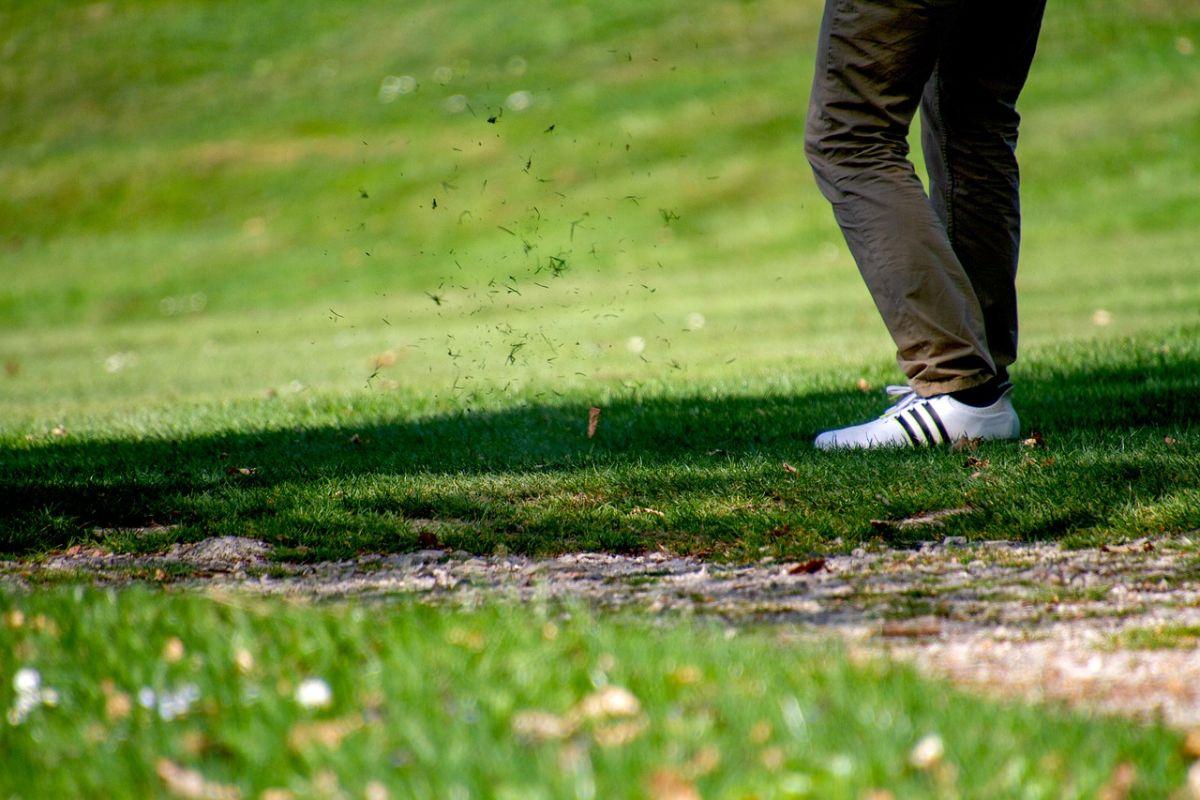 ゴルフをしました」に関連する英語フレーズ
