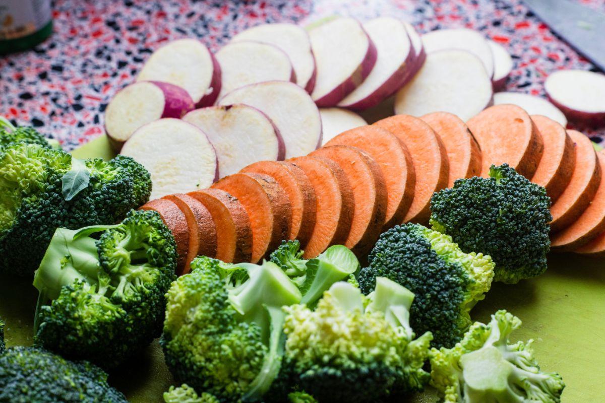 「野菜を食べるようにしている」に関連する英語フレーズ
