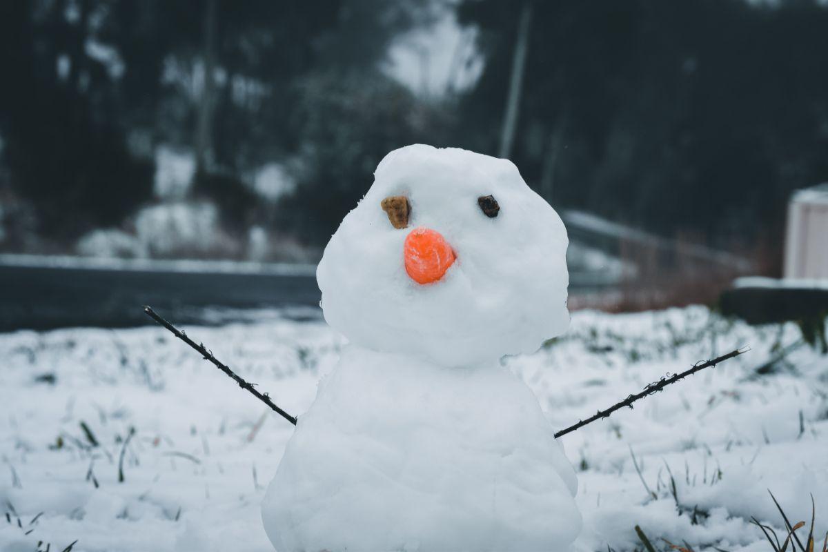 「雪だるまを作ろう」に関連する英語フレーズ