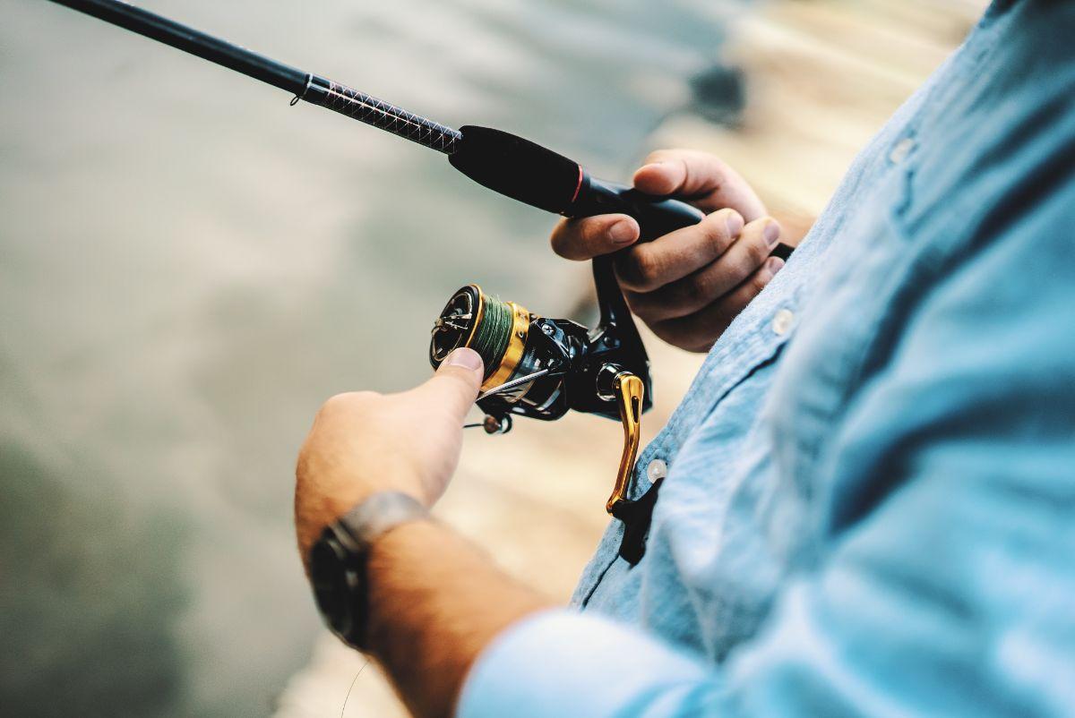 「釣りに行こう」に関連する英語フレーズ