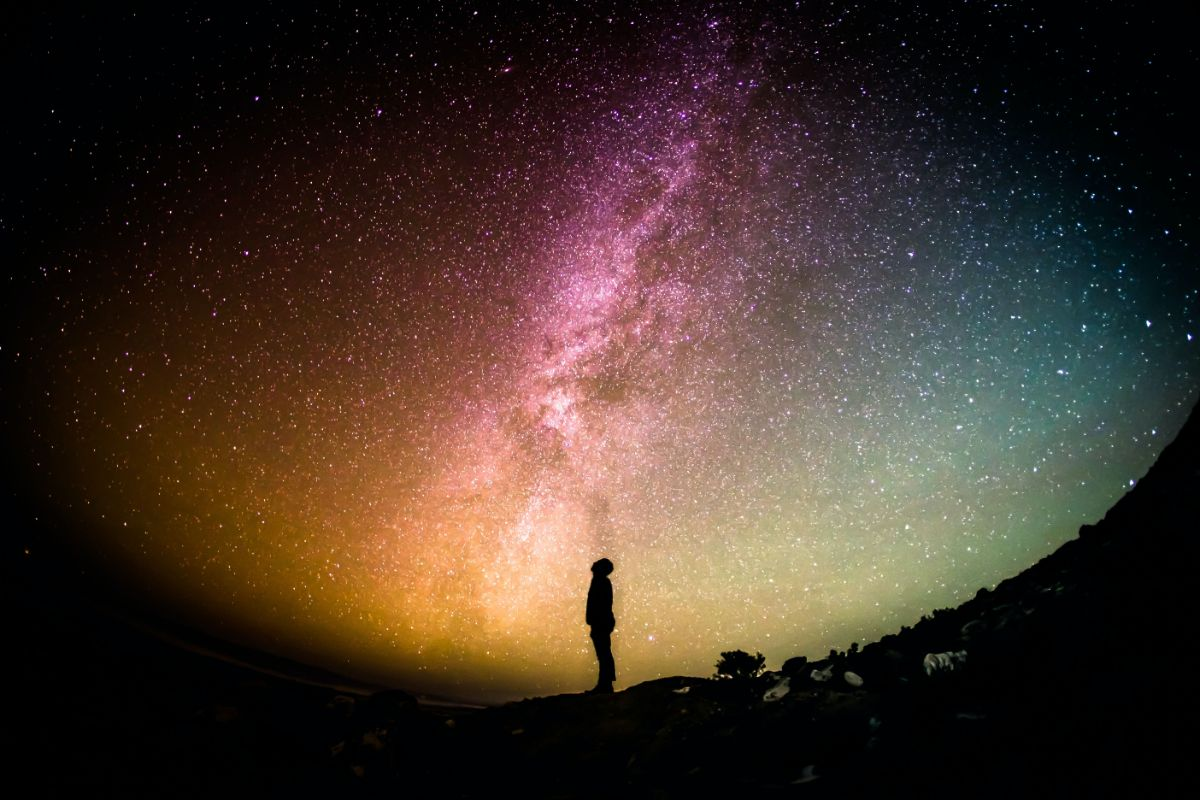 「流れ星を見ました」に関連する英語フレーズ