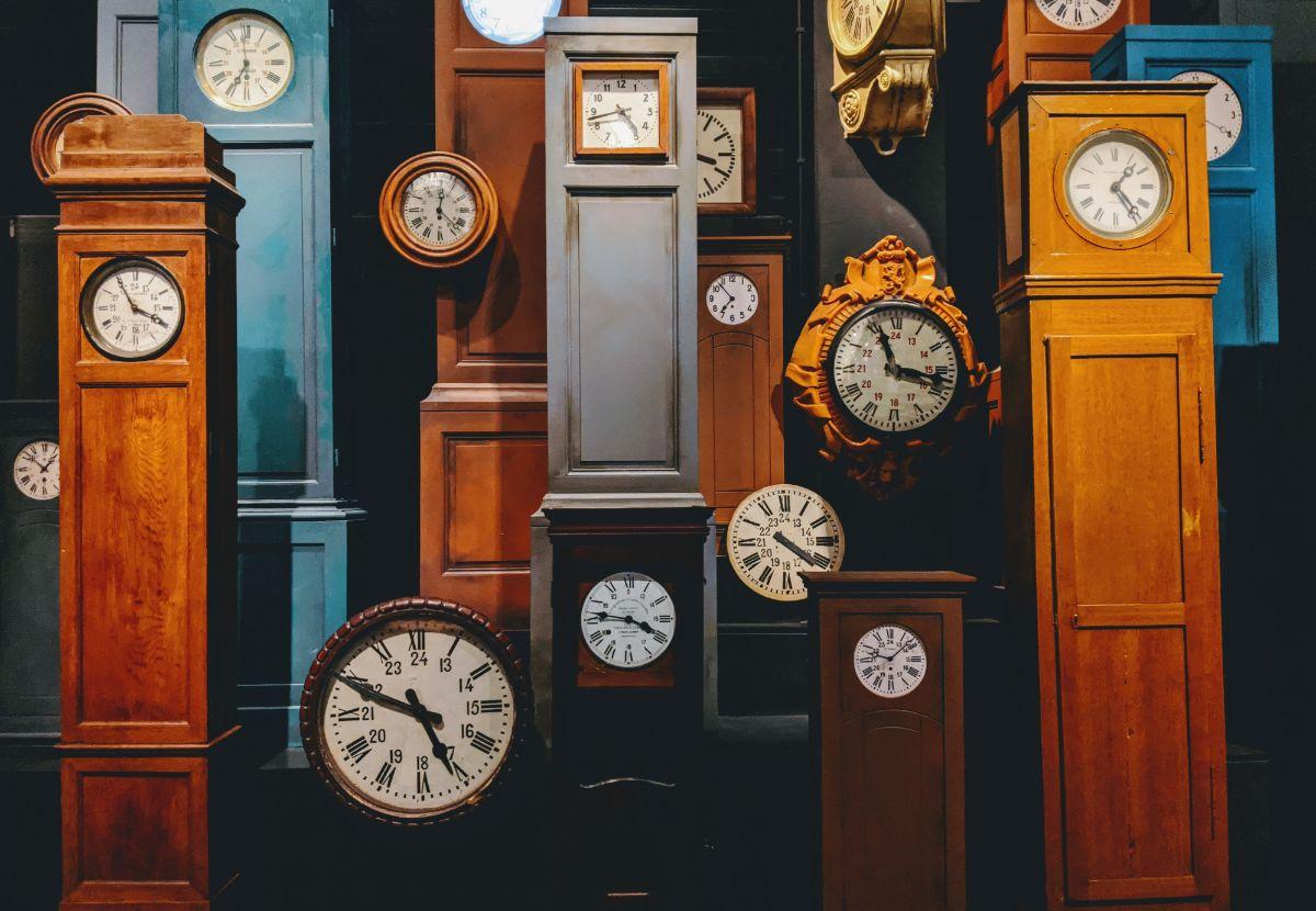 「時間は有限」に関連する英語フレーズ