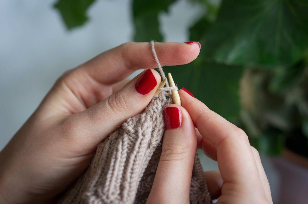 「編み物が好き」に関連する英語フレーズ