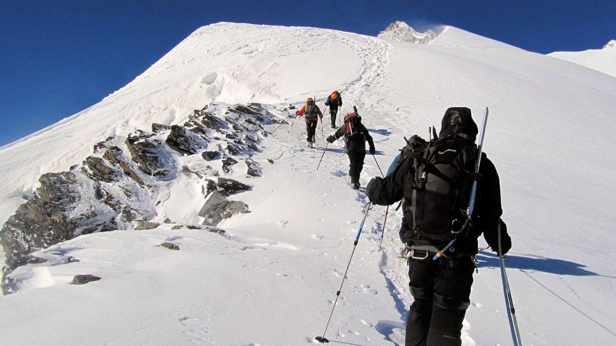 「登山が好きです」に関連する英語フレーズ