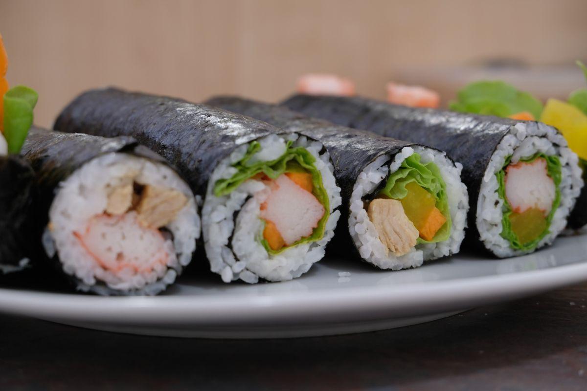 「私はよく寿司を食べます」に関連する英語フレーズ